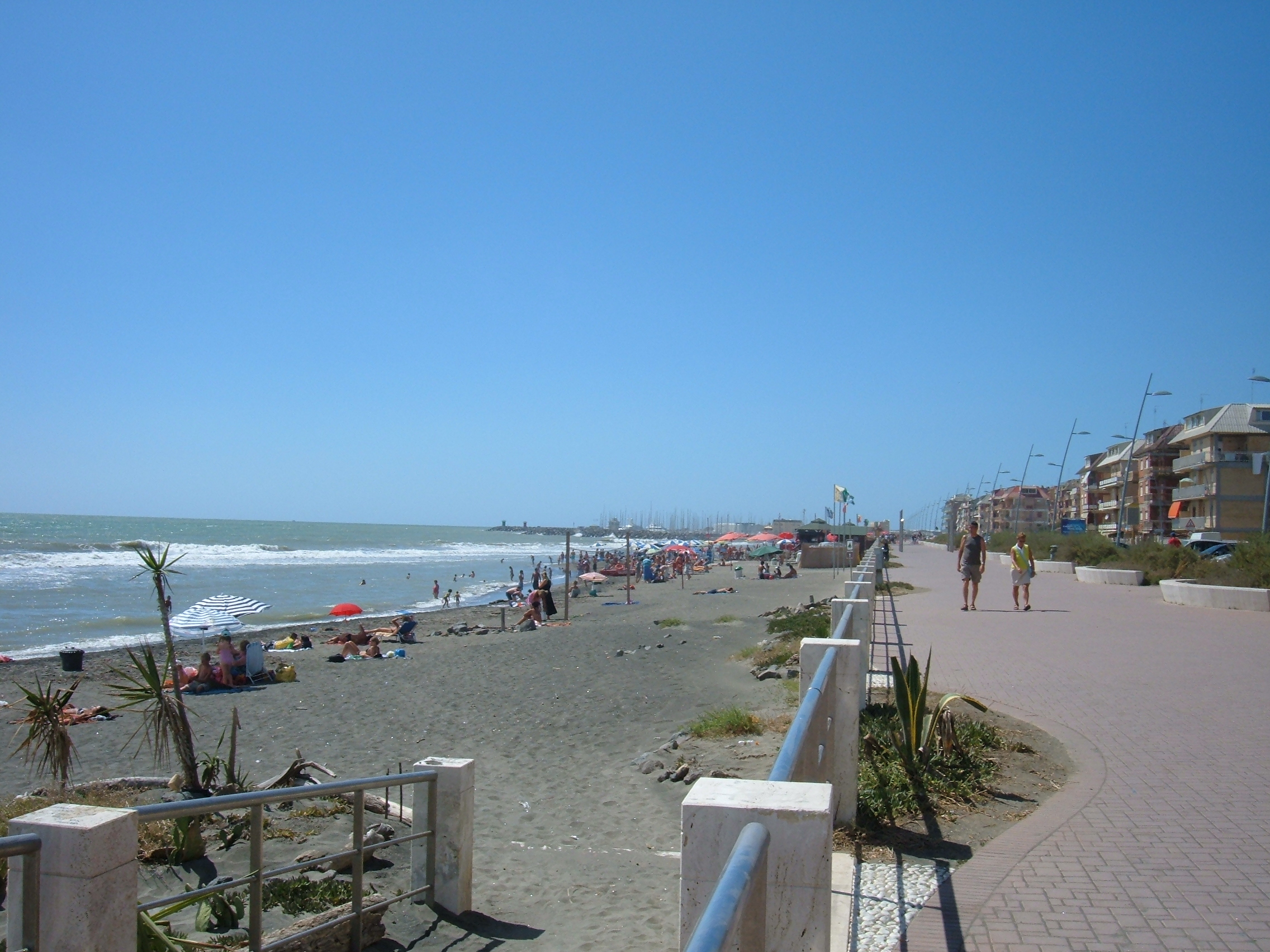 Lido di Ostia Italy  city images : Beaches in Rome | AnywhereTraveler