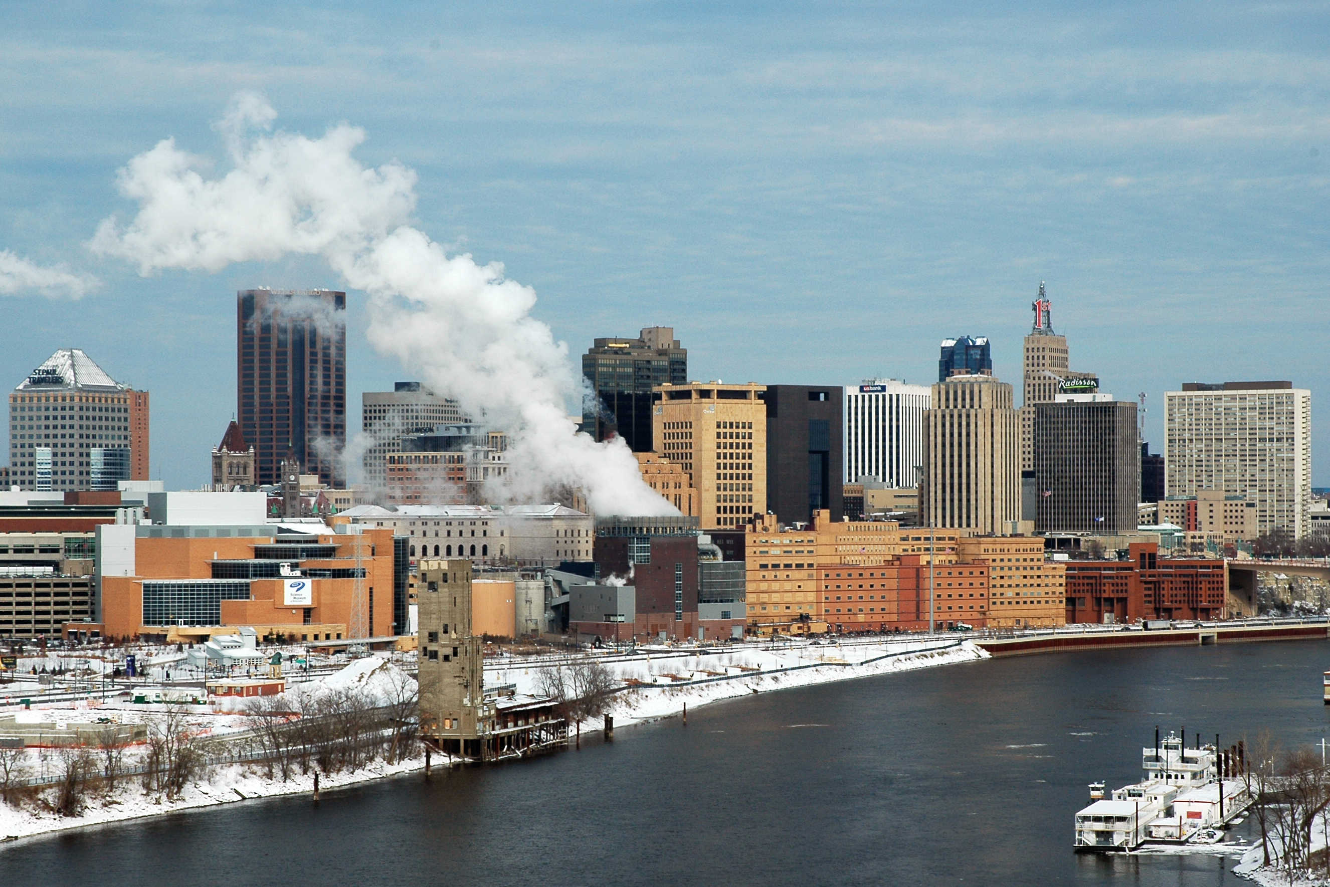 Skyline of Saint Paul, Minnesota
